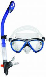 ISC DWD Snorkel Set - Blue