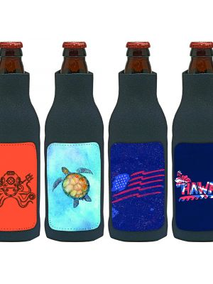 Zippered Bottle Koozie