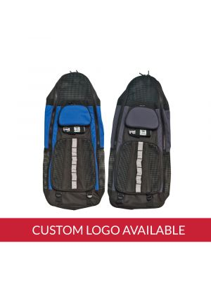Deluxe Mask-Fin-Snorkel Bag with Imprint