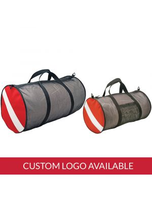 Dive Flag Duffel Bag with Imprint