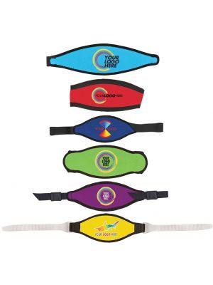 Strap Wrapper Custom Color Private Logo - Navy