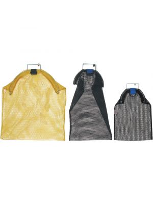 Mesh Wire Handle Bags