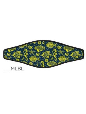 Picture Combo Strap - Blue Marine Life