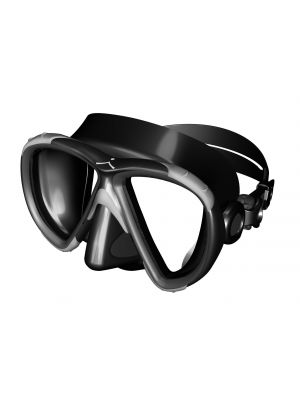 ISC DWD Mask - Clear/black