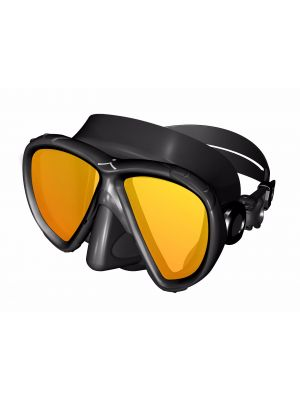 ISC DWD Mask - High Def / Black