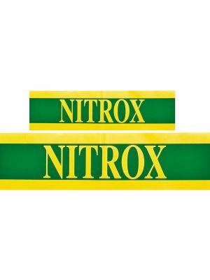 Nitrox Tank Stickers