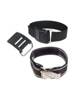 Tank Cam Bands and Buckles